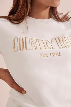 Country Road Teen Verified Cotton Luxe Heritage Sweat