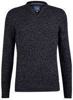 Burton Burton Blend Charcoal Slim Fit Pullover*