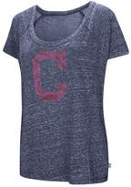 G-iii Sports Women's Cleveland Indians Outfielder T-Shirt