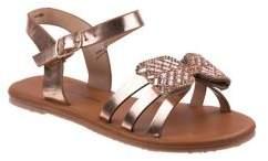 Nanette Lepore Girl's and Little Girl's Embellished Open-Toe Sandals