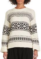 Polo Ralph Lauren Geometric Crewneck Sweater
