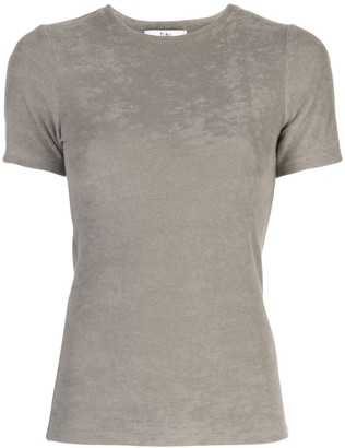 Tibi short-sleeved T-shirt