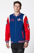 Young & Reckless Fleece Varsity Jacket