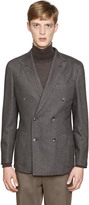 Boglioli K-Jacket Textured Wool Blend Jacket