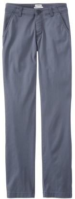 L.L. Bean Women's Lakewashed Chino Pants