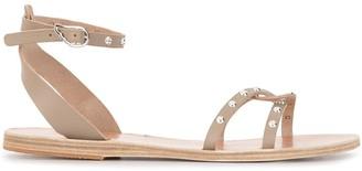 Ancient Greek Sandals Koufonisi rivet sandals
