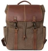 Boconi Men's Bryant Backpack - Brown