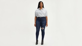 Levi's 310 Shaping Super Skinny Women's Jeans (Plus Size)