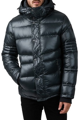Pajar Dorchester Quilted Down Hooded Parka