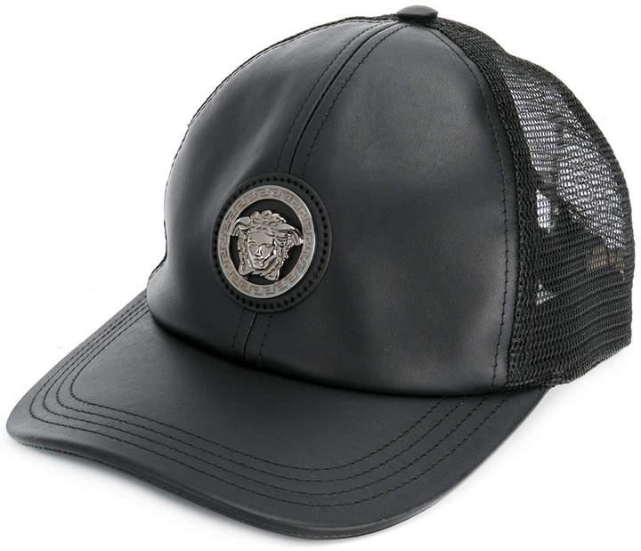 Versace 3D Medusa cap
