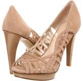 Nine West SpeedUp (Natural Suede) - Footwear