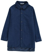 Imps & Elfs Polka Dot Denim Dress