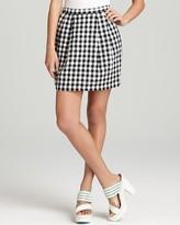 Nanette Lepore Skirt - Remix Princess Gingham
