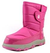 Khombu Magic Round Toe Synthetic Winter Boot.