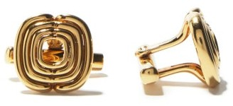 Fernando Jorge Lines 18kt Gold Cufflinks - Yellow Gold