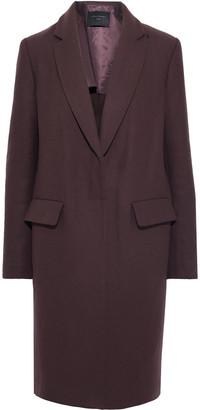 Equipment Wool-blend Twill Coat