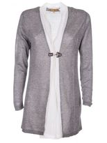 Fay Hook Fastening Cardi-coat