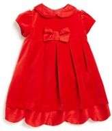 Florence Eiseman Toddler's & Little Girl's Silk-Trimmed Velvet Dress