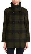 Gant Wool-blend Coat.