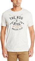 Nautica Men's Rod and Heel Graphic T-Shirt