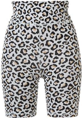 The Upside Leopard Dance Shorts