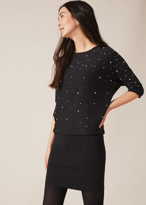 Phase Eight Becca Pearl Dress