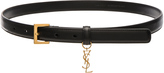 Saint Laurent Monogramme Belt
