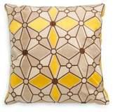Loloi Geometric Cotton Throw Pillow