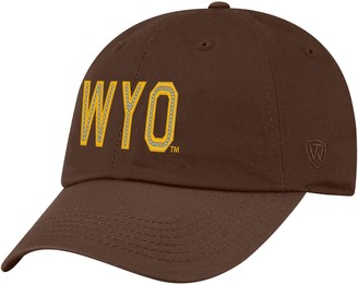 Top of the World Women's Wyoming Cowboys Glow District Adjustable Cap