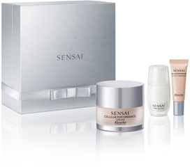 Kanebo Limited Edition Sensai Cellular Performance Cream Set