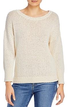Elie Tahari Monroe Crewneck Sweater