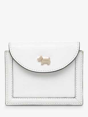 Radley Border Leather Small Tri-Fold Card Holder