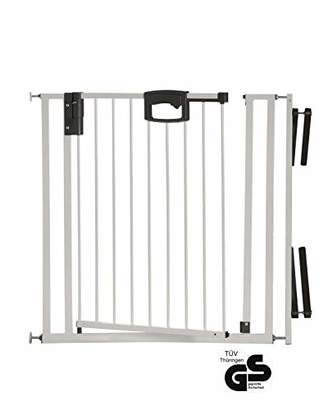 Geuther Easylock Grille Guard Baby Gate for Stairs 84,5 cm - 92,5 cm Easylock+