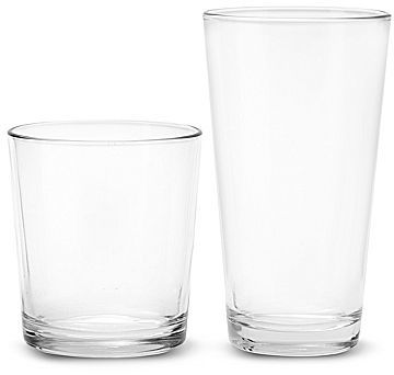 JCPenney HomeTM 8-pc. Highball and Double Old-Fashioned Glasses Set