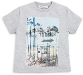 3 Pommes Infant Boys' Palm Tree Graphic Tee - Baby