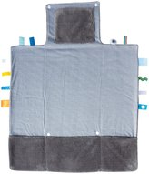 Snoozebaby Changing Blanket - Storm Grey