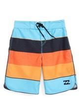 Billabong Boy's Stripe Board Shorts