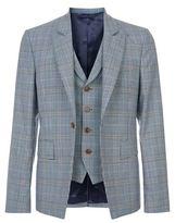 Vivienne Westwood Prince Of Wales Waistcoat Jacket