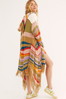Free People Beach Party Cardi
