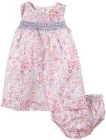 Angel Dear Meadow Floral Dress w/ Bloomer (Baby) - Pink-12-18 Months