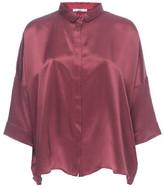 Gold Hawk Wedge Long Sleeve Shirt