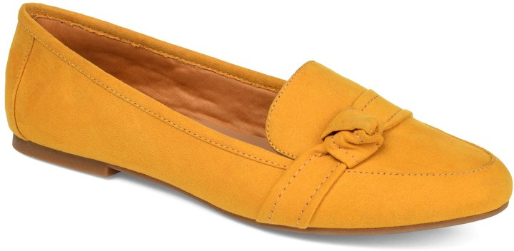 Mustard Loafers | Shop the world's