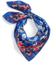 Ted Baker Women's Kyoto Gardens Silk Square Scarf