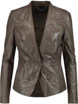 Muu Baa Muubaa Shaula leather jacket