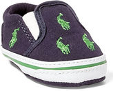 Ralph Lauren Allover Pony Slip-On
