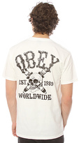 Obey The Bomb Posse Tee