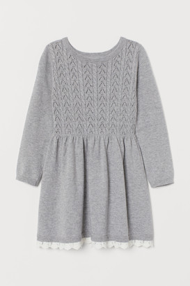 H&M Wool-blend Dress