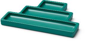 Octaevo - Green Desk tidy/ trinket catchall