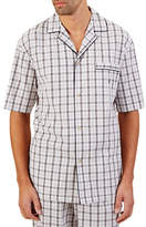 Nautica Plaid Woven Sleep Shirt