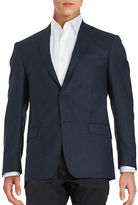Michael Kors Two-Button Wool-Blend Jacket